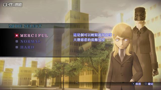 《真・女神转生3 高清版》中文版将于10月29日发售