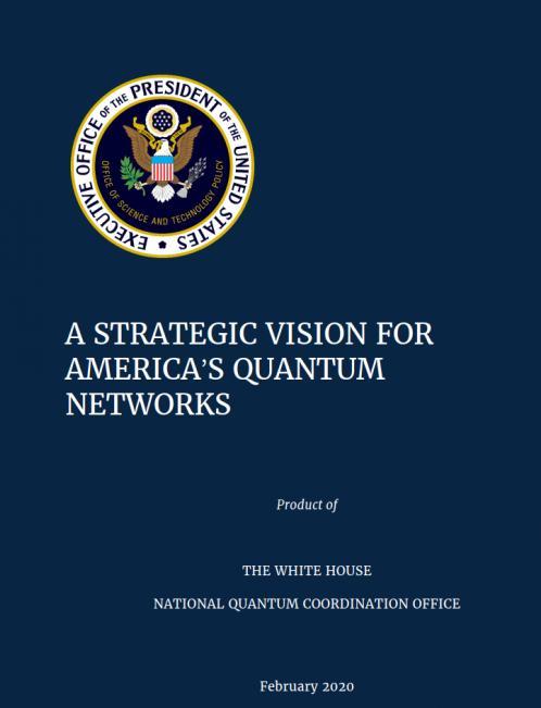 刚刚!美国宣布计划十年内建成国家量子互联网,且永远无法被劫持
