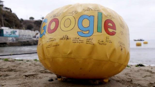 谷歌宣布计划建造一条连接美国英国和西班牙的海底电缆