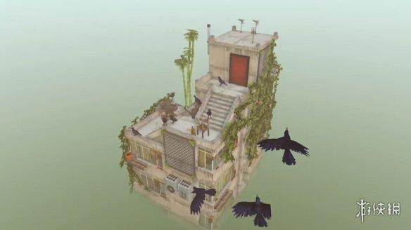 《王国新大陆》开发商新作《云端花园》发表!预告赏