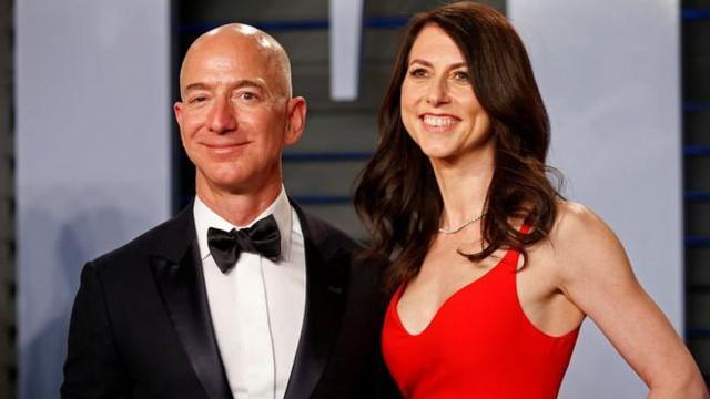 贝佐斯前妻离婚后1年捐款120亿,身价仍超4200亿