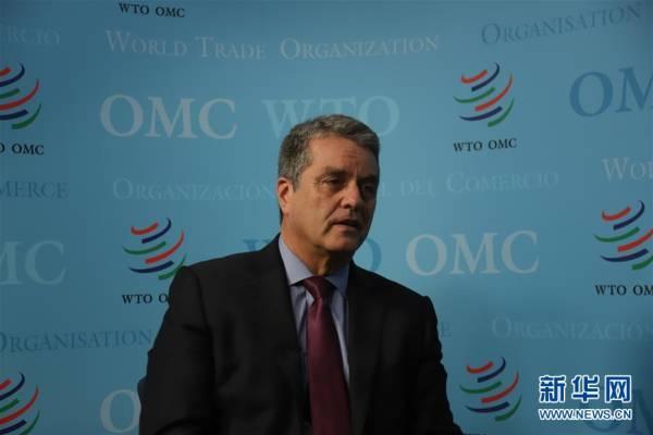 世贸组织总干事辞职,美国执意要求本国人代理