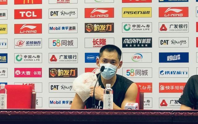 39岁37分遗憾收场,张庆鹏凌晨发文暗示退役
