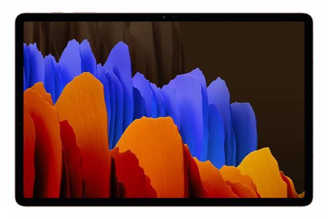 三星Galaxy Tab S7和S7+在與iPad Pro的競爭中率先提供5G