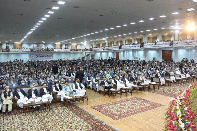 阿富汗召开支尔格大会 讨论400名塔利班重刑犯释放问题