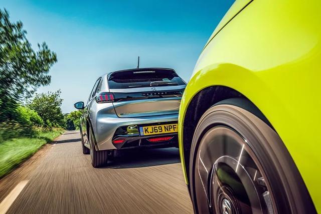 本田E向MINI Electric和标致e-208发起了挑战 | CAR REVIEWS