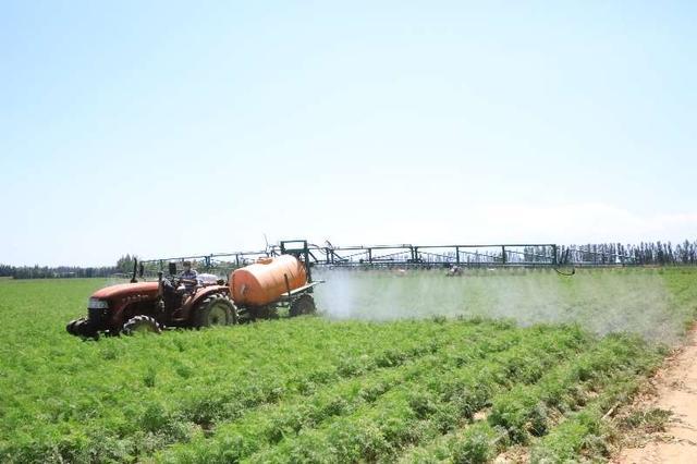 传统农业灌溉水田图片