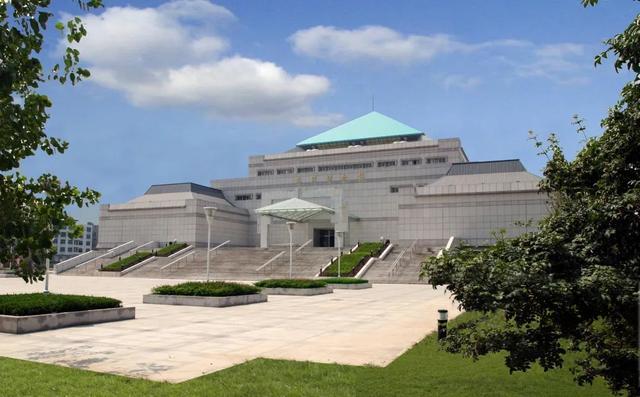 山东博物馆图片