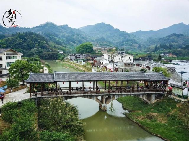 永泰县嵩口镇月洲村:月上洲头处,乡村振兴时