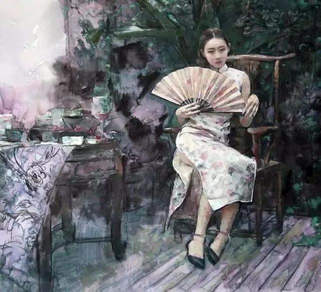 唯美人像 | 法国古典艺术摄影女性作品欣赏