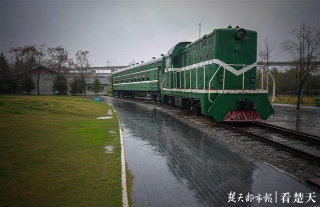 绿皮火车图片卡通