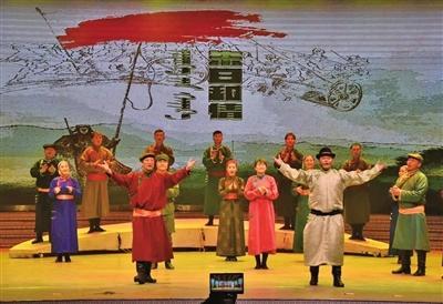 内蒙古通辽图片