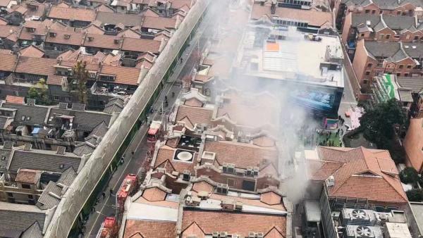1115上海大火