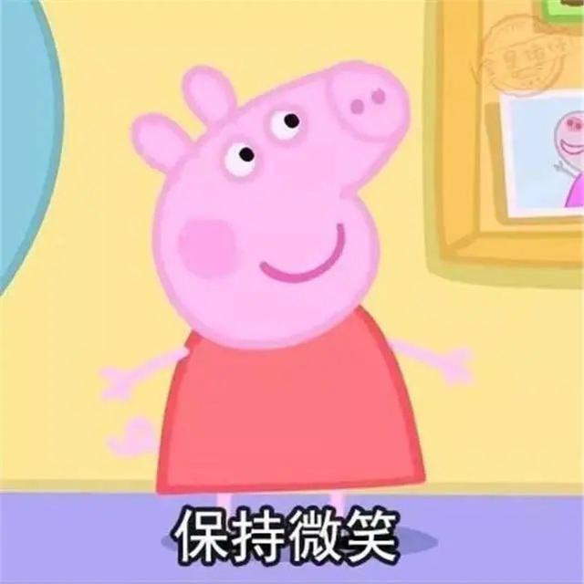 小猪佩奇图片社会人