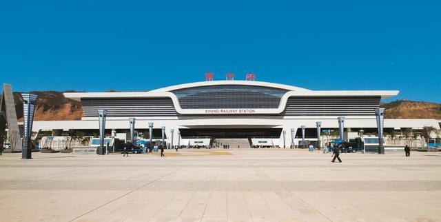 上海到西宁火车图片