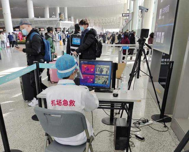 杭州机场真实照片