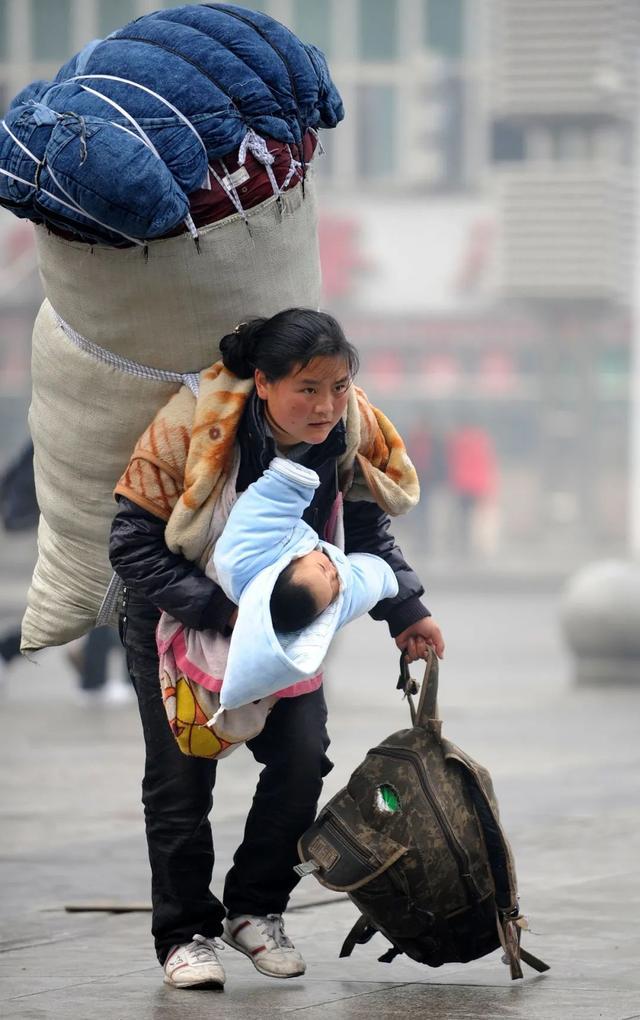 年轻的母亲2图解