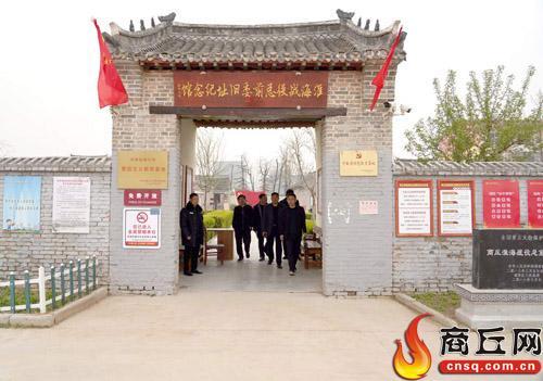淮海战役纪念馆雕塑