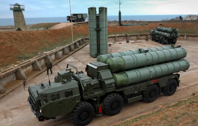 神操作!为避免制裁,美国打算从土耳其买走俄制S-400系统