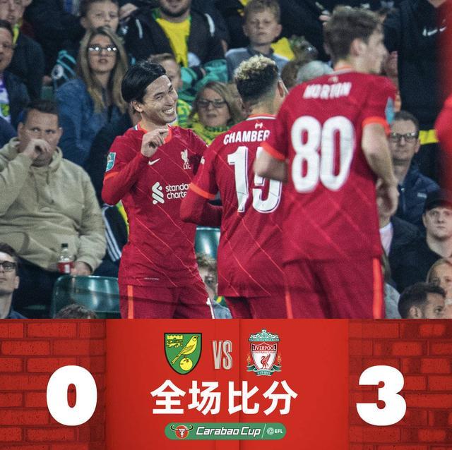 欧冠-利物浦5-1波尔图 萨拉赫菲尔米诺齐双响 马内破门
