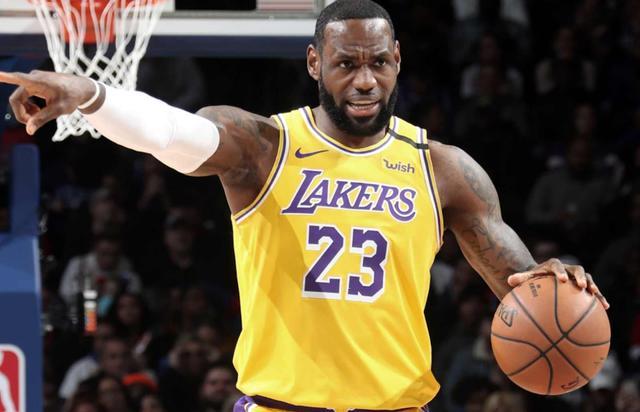 若兩年後詹姆斯退役,誰最有希望接班他?細數整個聯盟也就這三人有資格!-黑特籃球-NBA新聞影音圖片分享社區