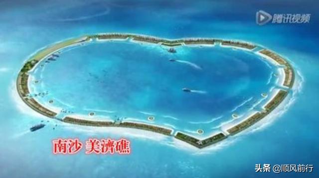 南海有哪些岛屿