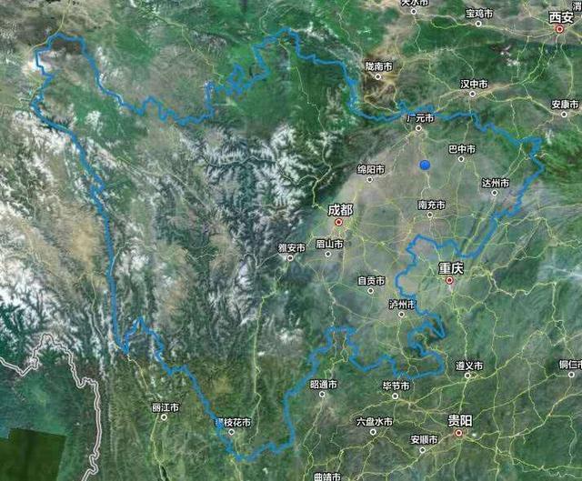四川处于什么地震带上?