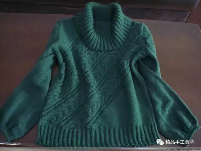 欧範气质宽鬆大翻领中长版针织衫开衫拼皮毛衣外套女春新款