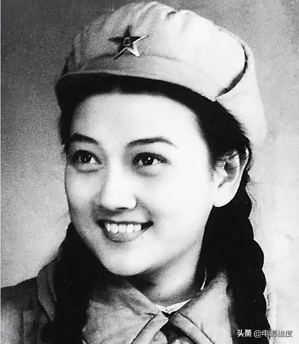 老图新赏:当年最红女星王晓棠剧照赏析