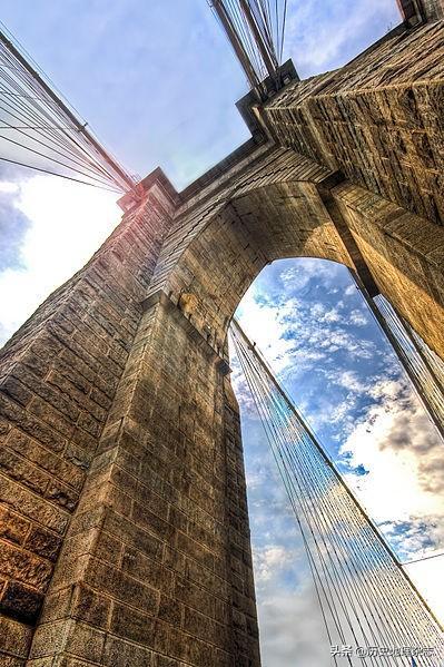 纽约大桥图片