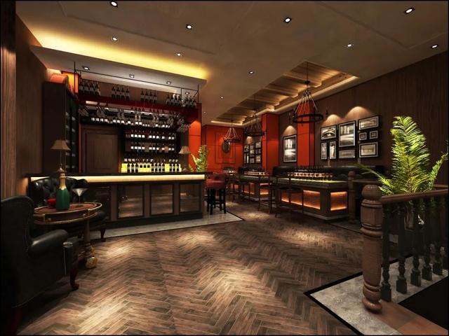 特色小酒吧装修效果图欣赏 特色酒吧让你尽享吃喝玩乐_齐家网