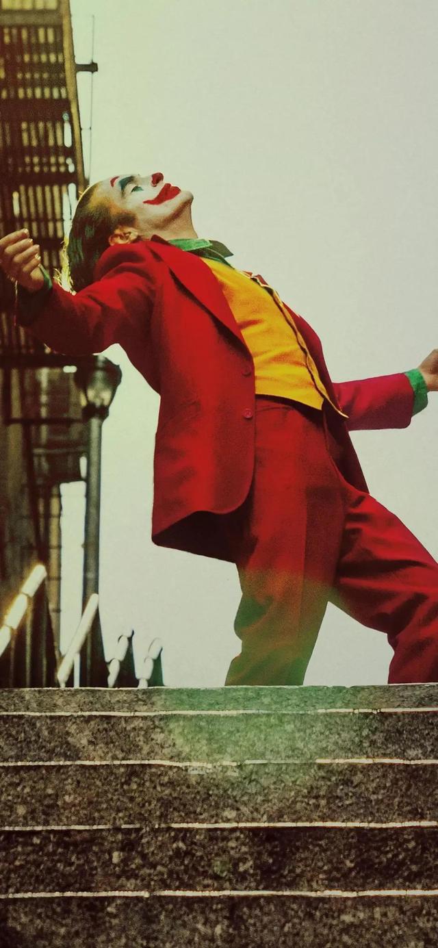 小丑动漫手机壁纸
