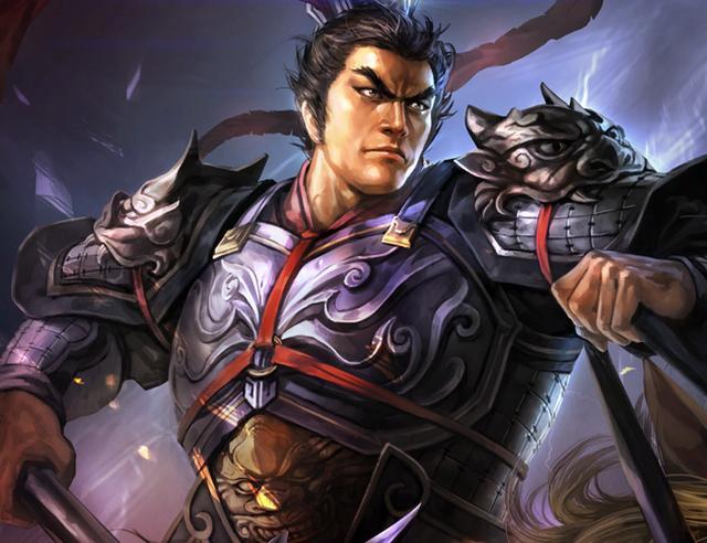 《三国志11》濮阳城上有袁绍下有曹操,群雄割据的吕布如何能守?
