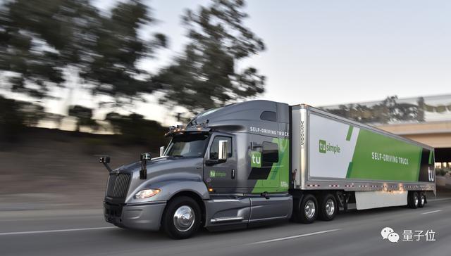 图森无人卡车正式迈步L4量产,绑定全球卡车制造巨头纳威司达