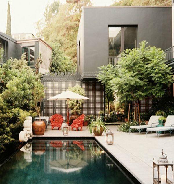 """20个花园""""宅院院落"""",小小庭院景观,美了整个时光"""