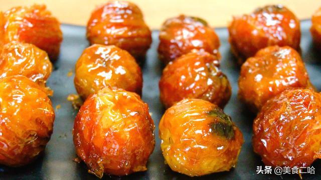 发布冬枣买多了吃不完,加1碗白糖摇身变成蜜枣,软糯甜蜜吃不够