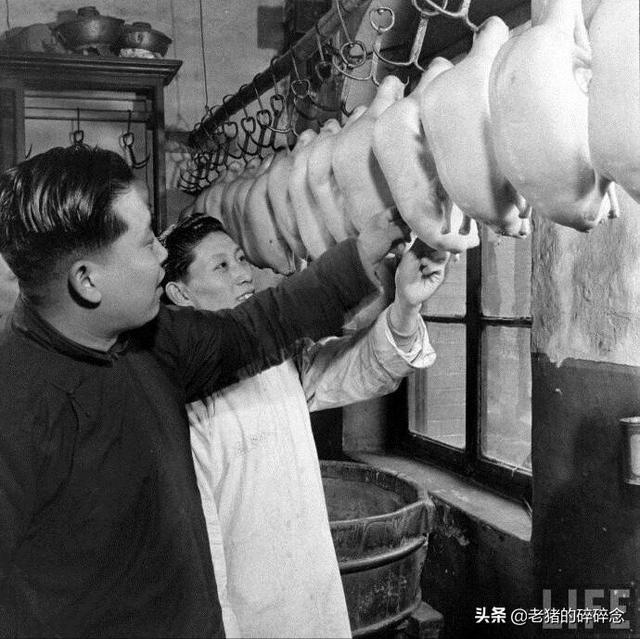 北京烤鸭图片好评