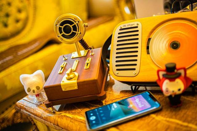 复古雅致的好声音:巫喀秋莎桌面HiFi音响体验