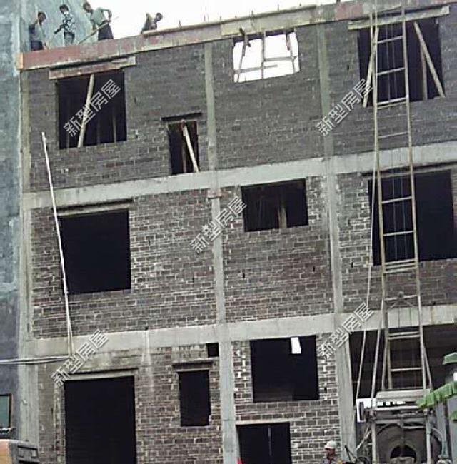 框架结构房屋设计图