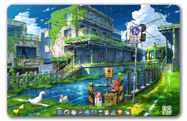 动漫电脑壁纸高清全屏