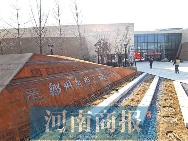 郑州风景图片