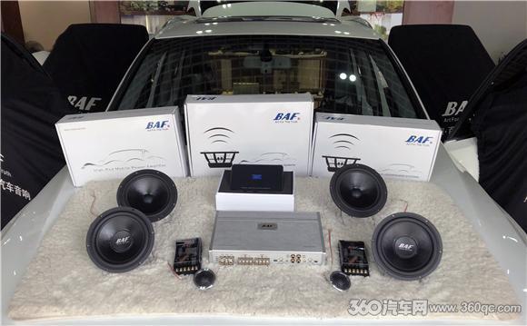 奥迪Q5顶配50万左右 车主却花费60多万做音响改装升级_手机搜狐网