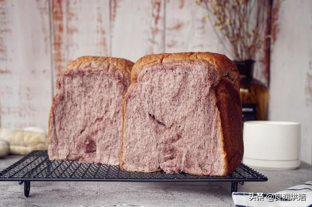 面包机面包,面包机面包的家常做法 - 美食杰菜谱做法大全