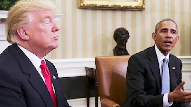 最后决战!中期选举倒计时奥巴马猛怼特朗普:派军队挡难民搞噱头