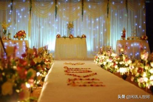 十二星座专属梦幻婚礼,狮子座气派,水瓶座纯洁,双... _腾讯网