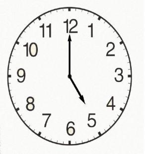 二年级认识钟表口诀