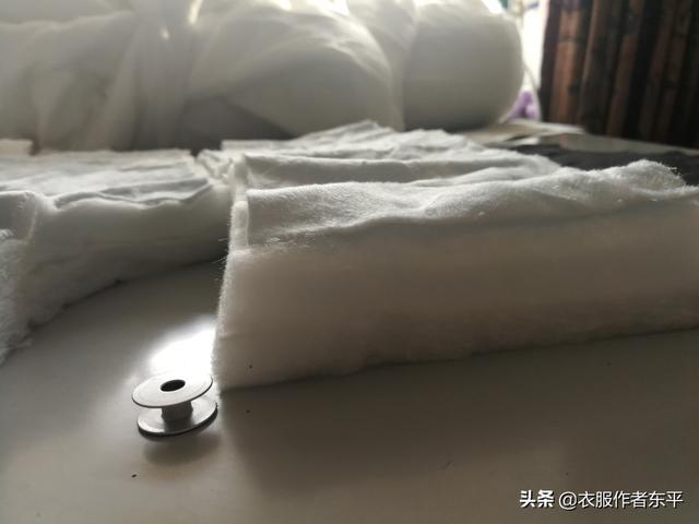 宝宝棉衣棉裤裁剪图