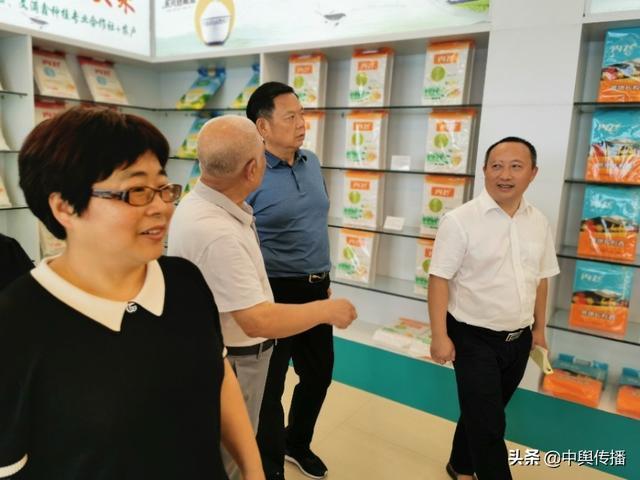 内江市东兴区人大代表调研新江街道企业复工复产情况