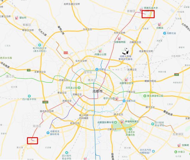 解析成都地铁3号线路线:全长近50公里,为成都最长的地铁线路