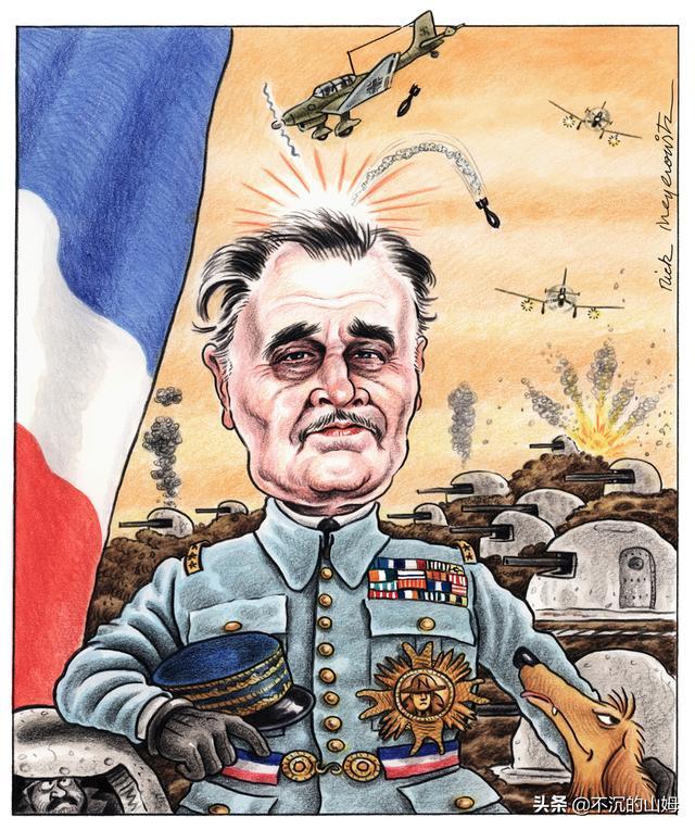 细数二战指挥官中的泛泛之辈 元帅上将比比皆是